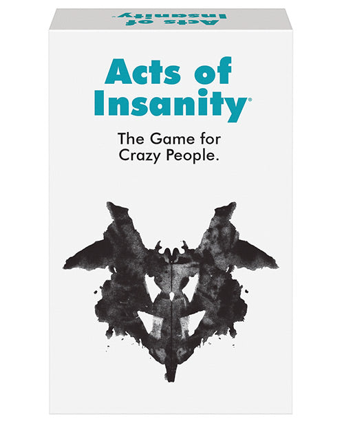 Acts Of Insanity Party Game - XSexStore