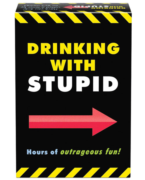 Drinking with Stupid. Drinking Game - XSexStore