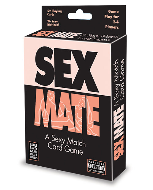 Sex Mate Card Game - XSexStore