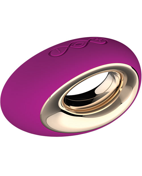 Lelo Alia Intimate Massager - Deep Rose - XSexStore