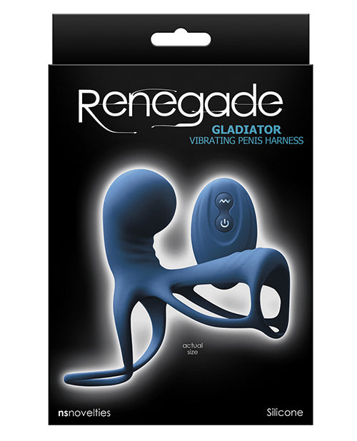 Renegade Gladiator - Blue - XSexStore