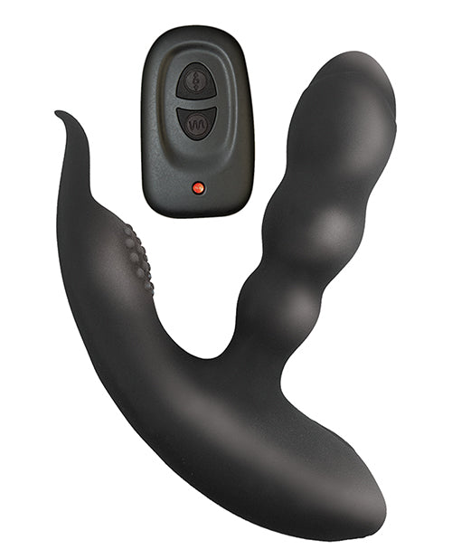 Anal Ese Collection Remote Control P Spot Stimulator - Black - XSexStore