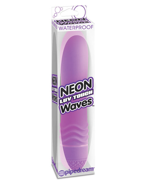 Neon Luv Touch Wave Vibrator - XSexStore