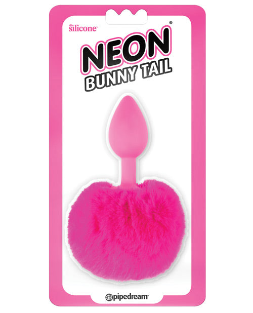Neon Luv Touch Bunny Tail - XSexStore