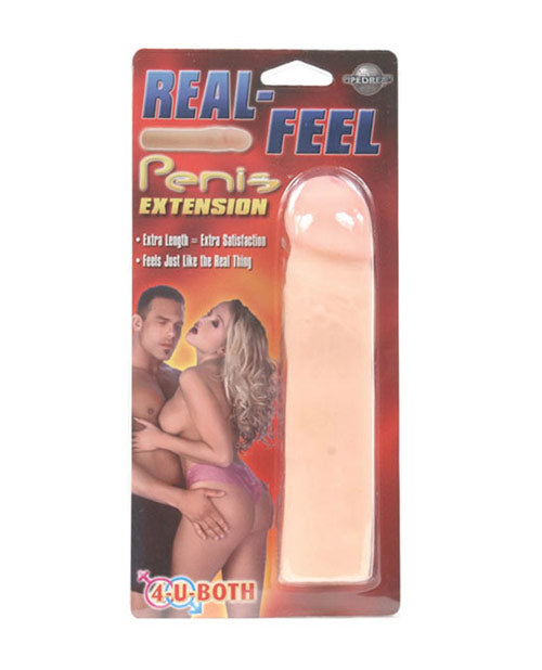 Real Feel Penis Extension - XSexStore
