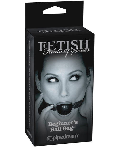 Fetish Fantasy Limited Edition Beginner's Ball Gag - XSexStore
