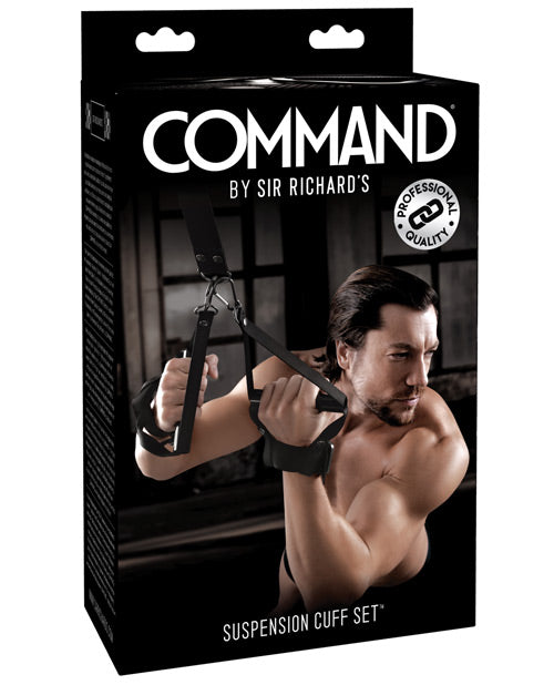 Sir Richards Command Suspension Cuff Set - XSexStore
