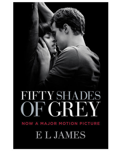 Fifty Shades Of Grey Book - Movie Cover Front - XSexStore
