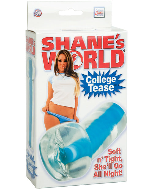 Shane's World College Tease - XSexStore
