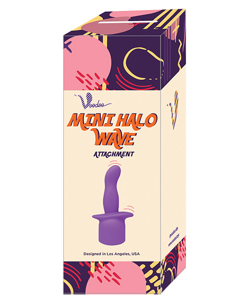 VooDoo Mini Halo Wave Wand Attachment - XSexStore