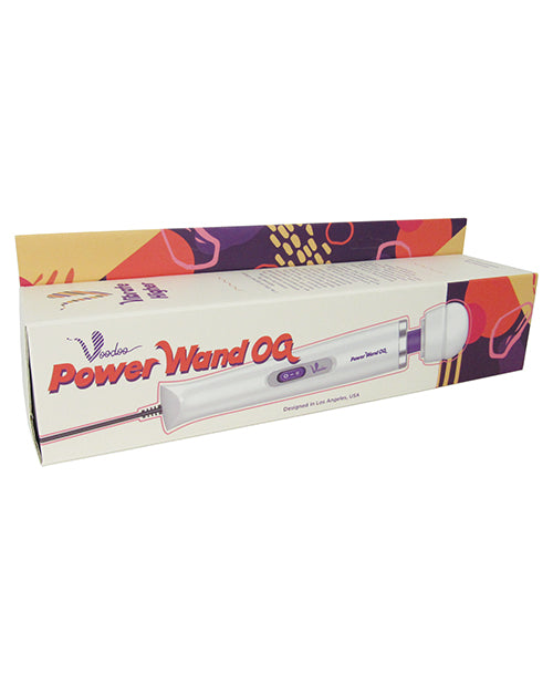 Voodoo Power Wand Og 2x Plug-in - White - XSexStore