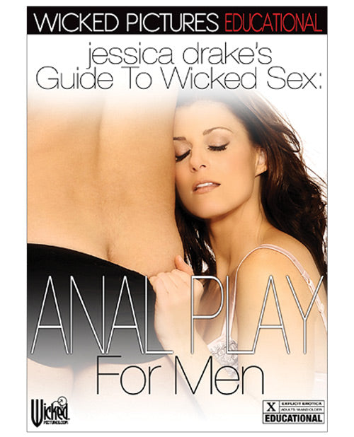 Jessica Drake's Guide To Wicked Sex - Anal Play For Men - XSexStore