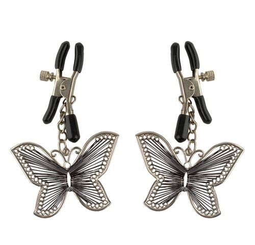 Fetish Fantasy Series Butterfly Nipple Clamps - XSexStore