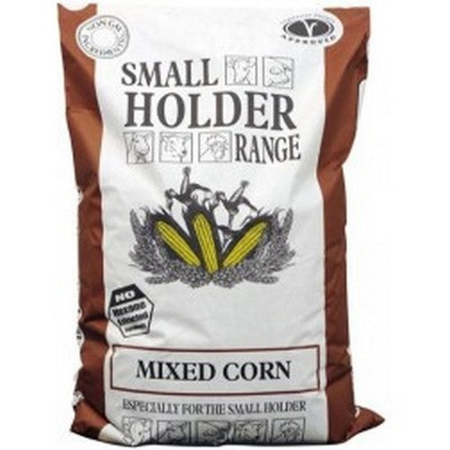 Front - Allen & Page Mixed Corn Chicken Feed