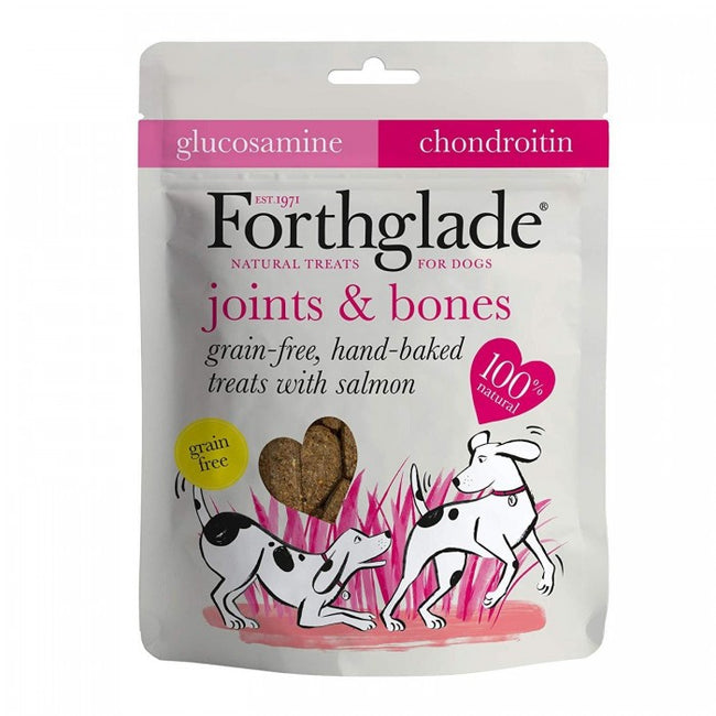Front - Forthglade Grain Free Joints & Bones Dog Treats