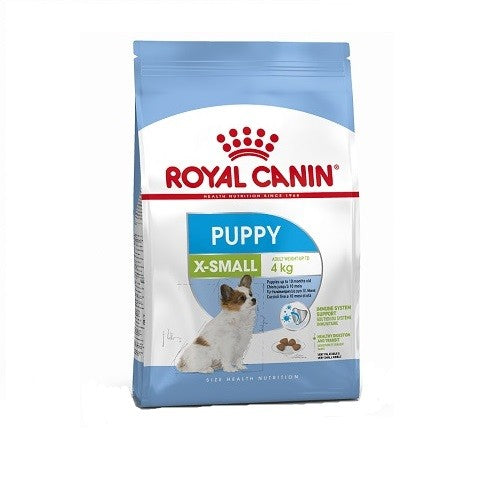 May Vary - Front - Royal Canin X-Small Puppy Food