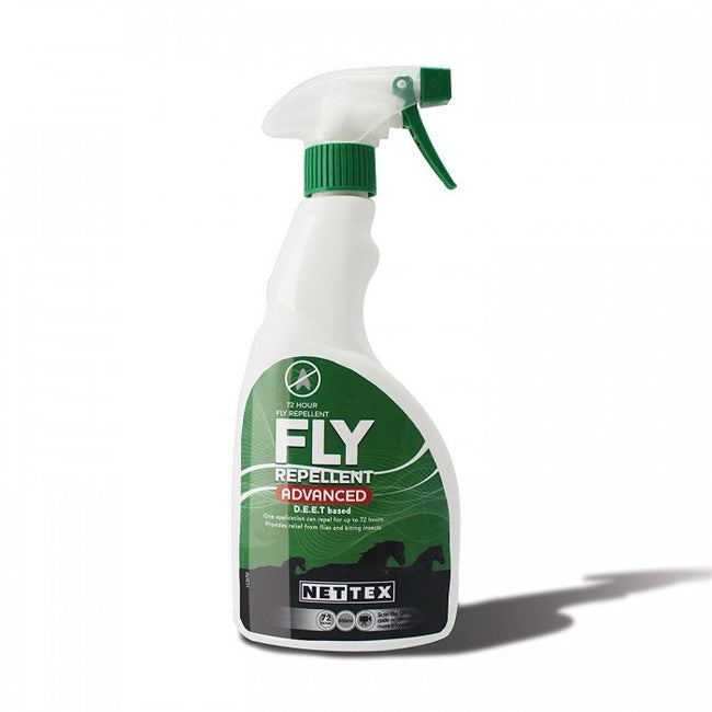Front - Net-Tex Horse Fly Repellent Liquid Advanced