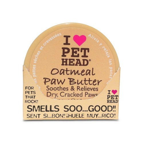 Front - Pet Head Liquid Oatmeal Paw Butter