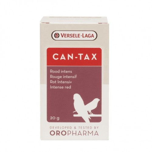 May Vary - Front - Versele Laga Oropharma Can-Tax Bird Supplement