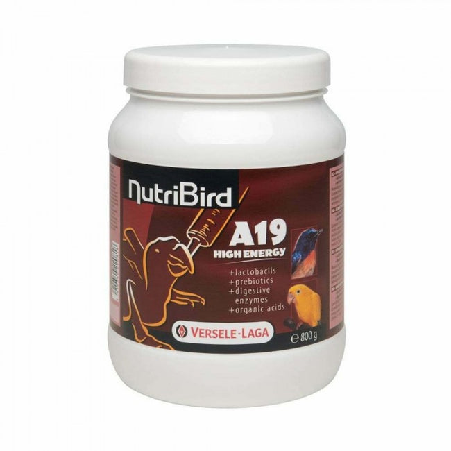 Front - Versele Laga NutriBird A19 High Energy Bird Feed
