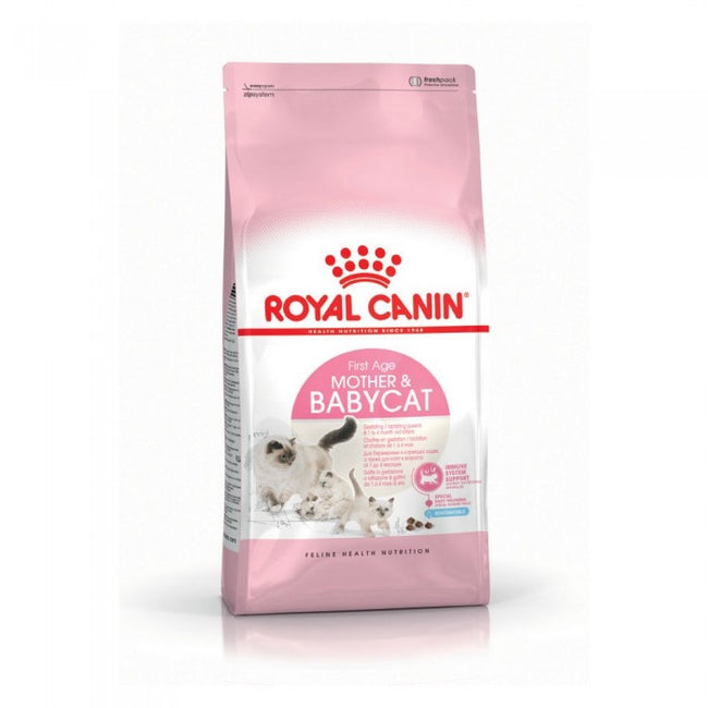 Front - Royal Canin Mother & Baby Cat Food