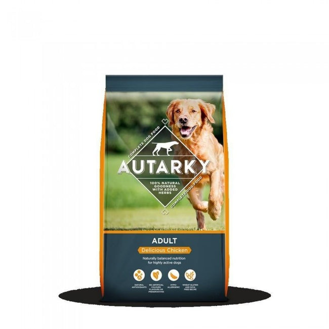 Front - Autarky Adult Chicken Dog Food