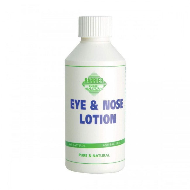 Front - Barrier Horse Anti-Bacterial Eye & Nose Lotion Liquid