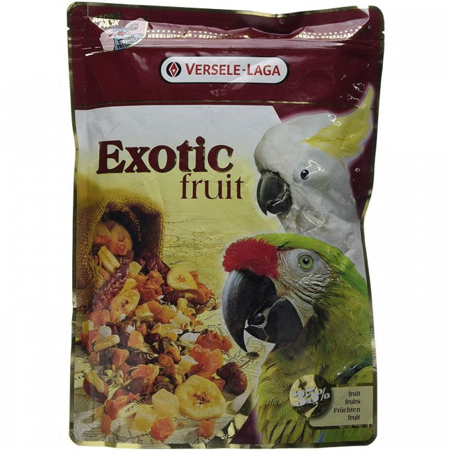 Front - Versele-Laga Exotic Fruit Parrot Mix (6 x 600g)