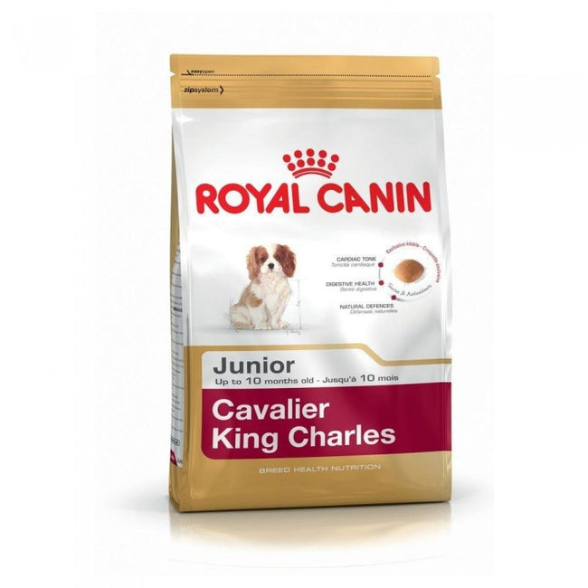 Front - Royal Canin Cavalier King Charles Junior/Puppy Food
