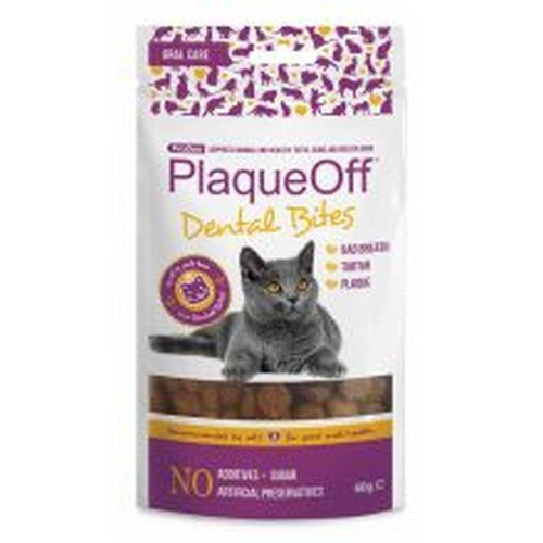 May Vary - Back - Plaqueoff Dental Bites Cats