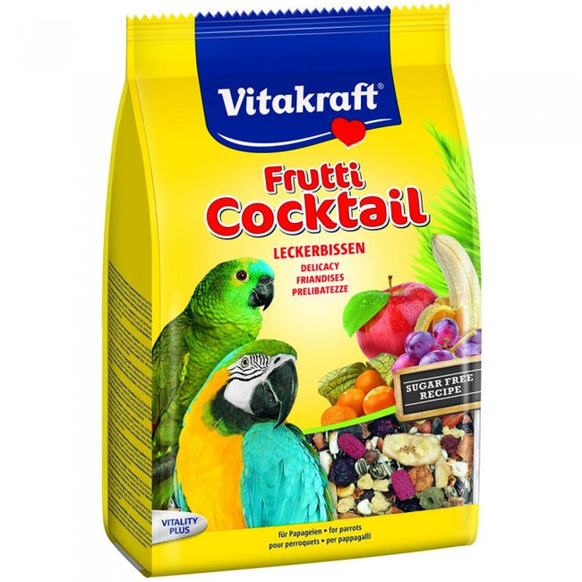 Front - Vitakraft Fruity Parrot Cocktail