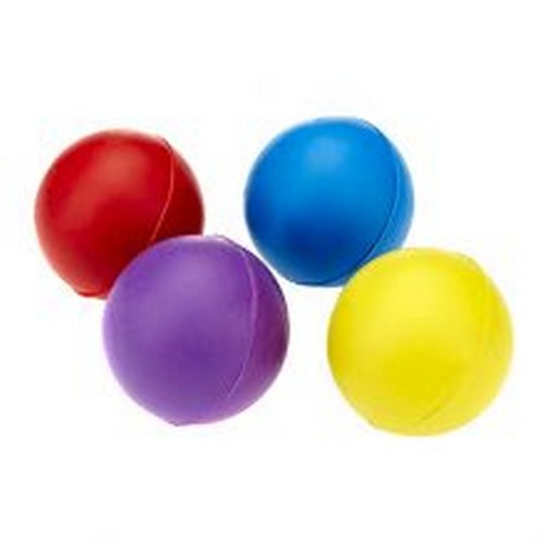May Vary - Back - Classic Rubber Ball Dog Toy