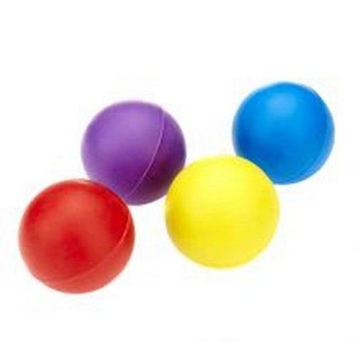 May Vary - Side - Classic Rubber Ball Dog Toy
