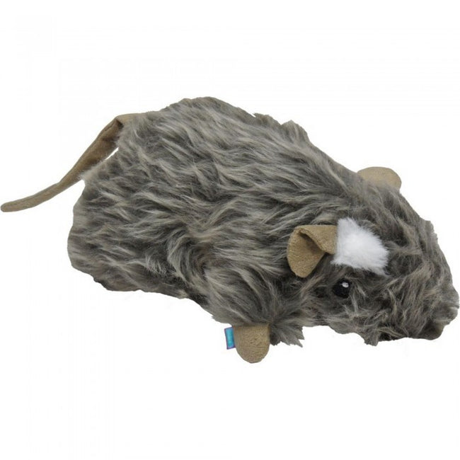 Front - Hemm & Boo Country Rat Dog Toy
