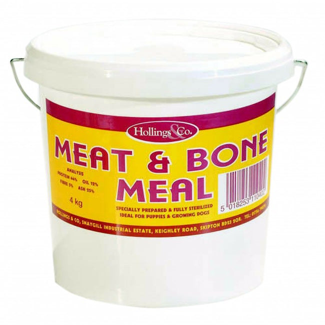 Front - Hollings Meat & Bone Meal