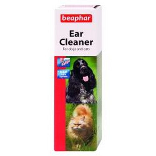 May Vary - Front - Beaphar Liquid Ear Cleaner