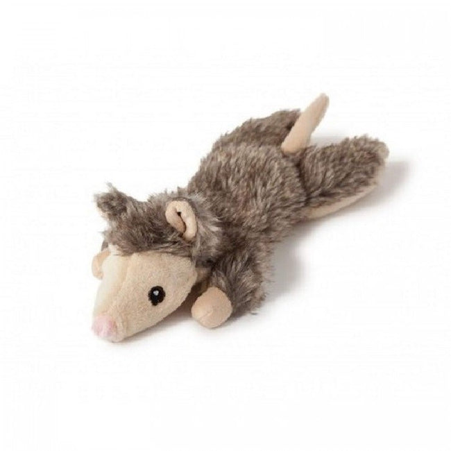 Grey - Front - Danish Design Sybil The Squirrel Dog Toy