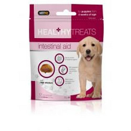 May Vary - Front - VetIQ Intestinal Aid Dog Treats