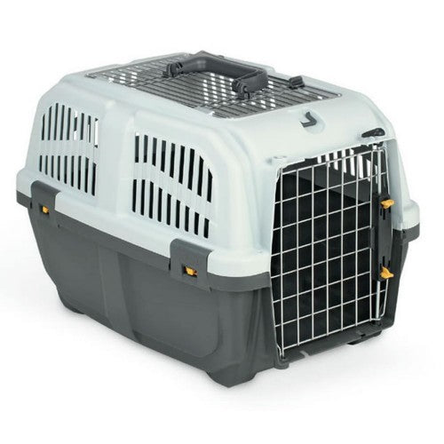 May Vary - Front - Skudo Open Top Pet Carrier