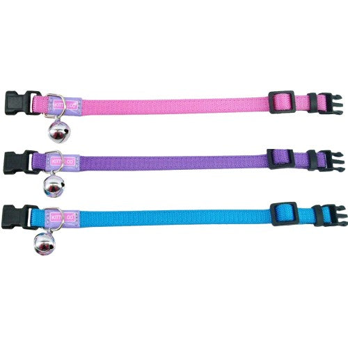 Front - Hem & Boo Snagfree Kitten Collar