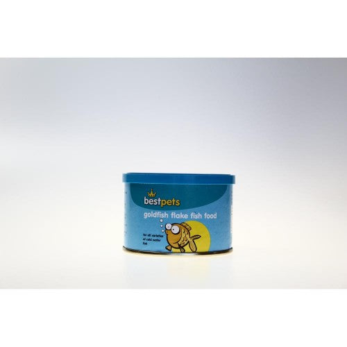 May Vary - Front - Best Pets Goldfish Flakes Fish Food