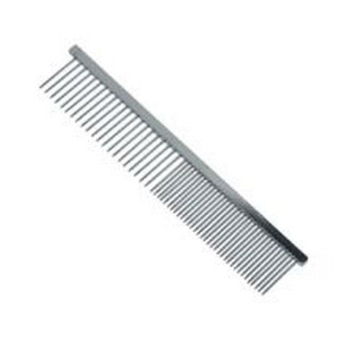 Front - Wahl Steel 6 Inch Comb