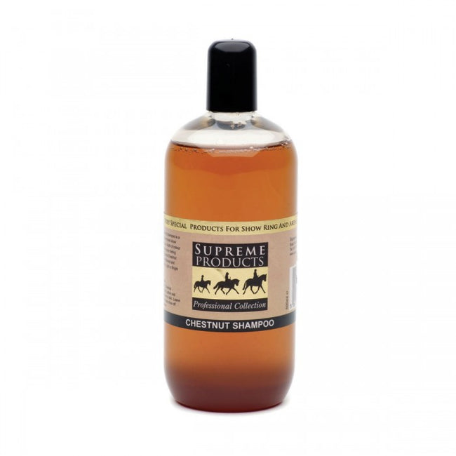 Front - Supreme Products Liquid Chestnut Shampoo