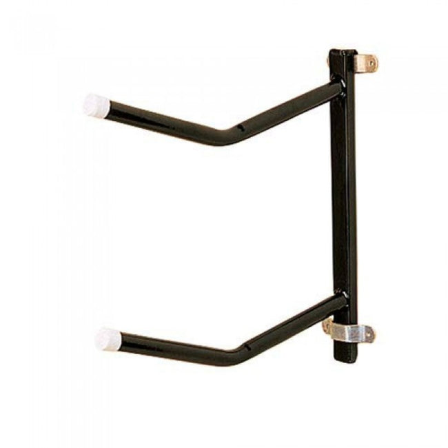 Front - Stubbs Removable Clip-On Twin Saddle Rack