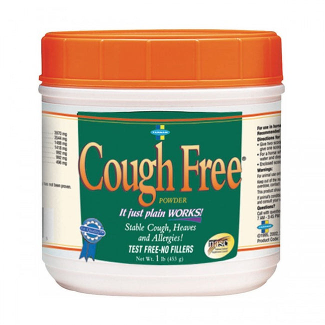 Front - Farnam Cough Free