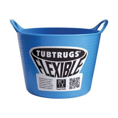 Front - Red Gorilla Tubtrug Flexible Micro