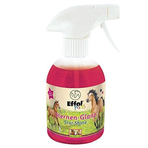 Front - Effol Kids Star Shine Liquid Glitter Spray