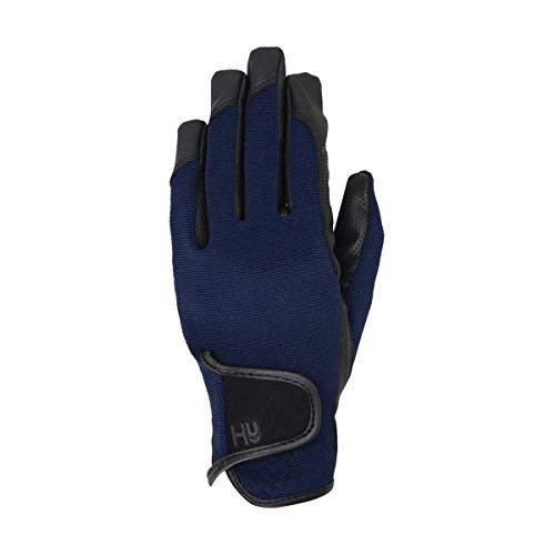 Front - Hy5 Adults Burnham Pro Riding Gloves