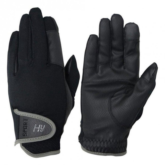Front - Hy5 Adults Sport Dynamic Lightweight Riding Gloves