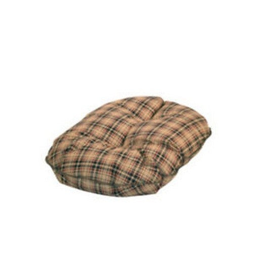 Classic Check - Front - Danish Design Quilt Lux Deep Filled Dog Mattress